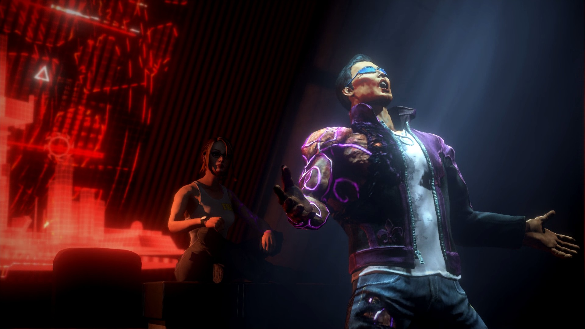 What I Thought Saints Row Gat Out Of Hell Words About Games