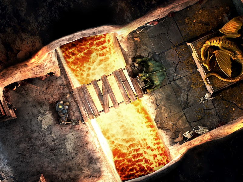 What I Thought: Warhammer Quest – WORDS ABOUT GAMES