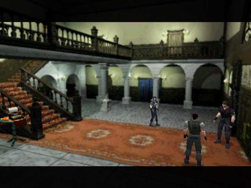 Unity Resident Evil Inventory