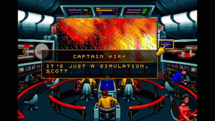 Three Classic Star Trek Games