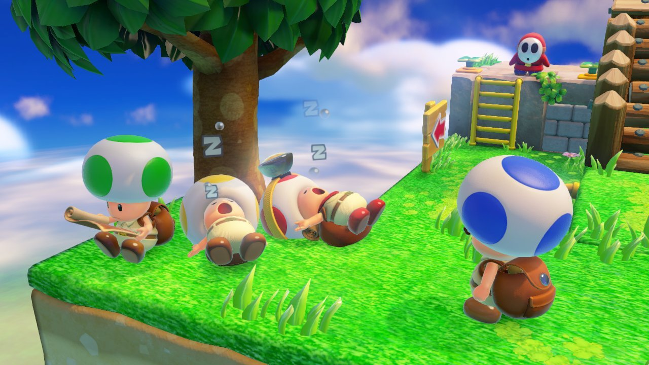 Captain Toad: Treasure Tracker Backlog Review – WORDS ABOUT
