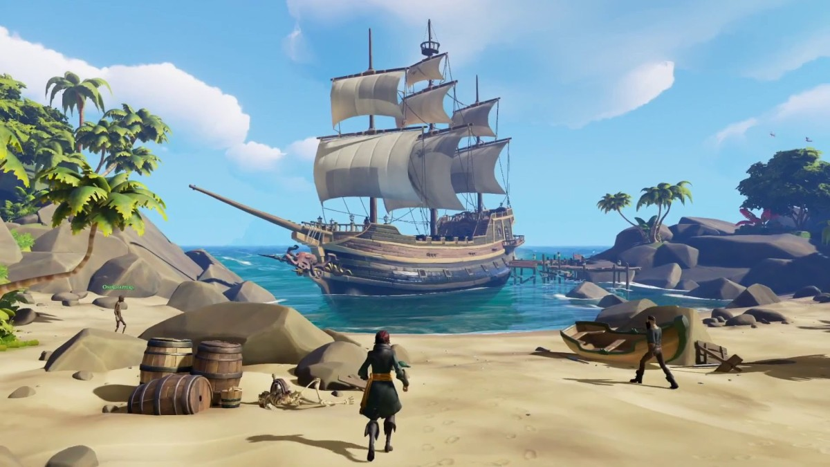 best pirate game pc
