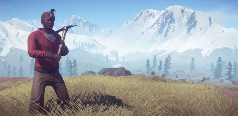 Survival Game Rust Now Assigns Gender According To Your