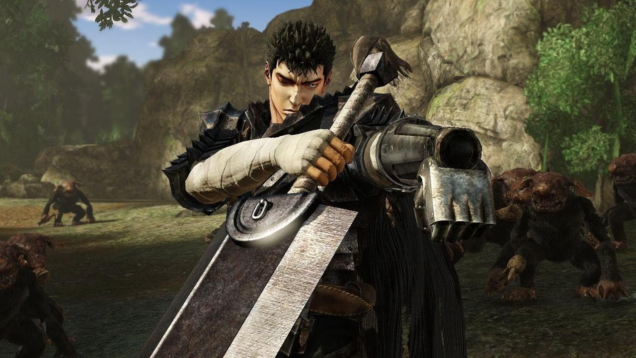 Berserk and the Band of the Hawk Review – WORDS ABOUT GAMES