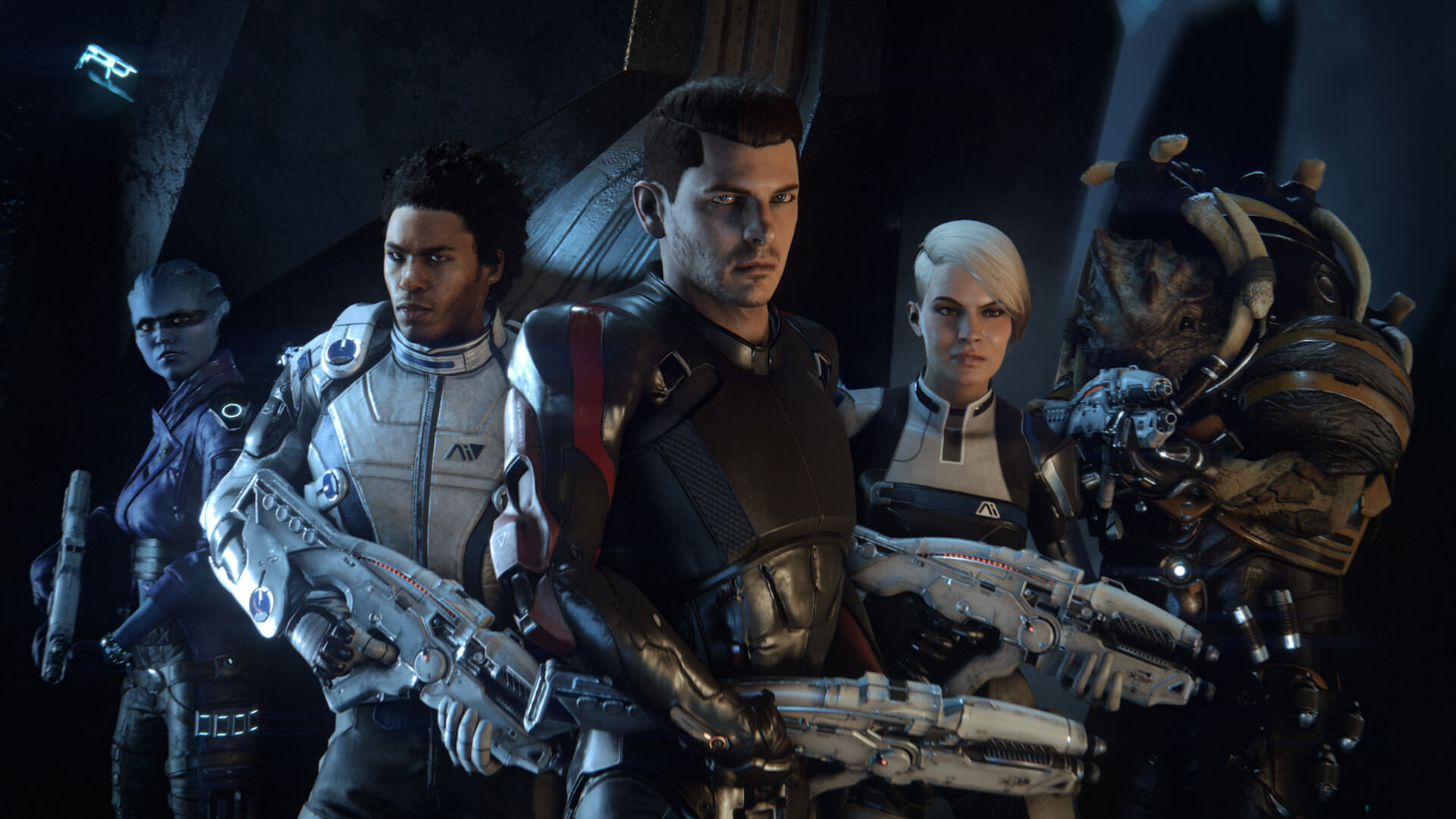 Mass Effect Andromeda Review Words About Games