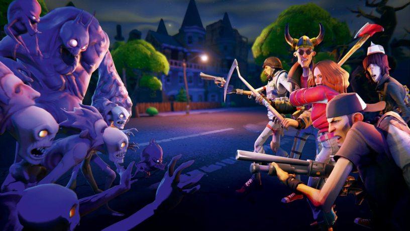 e3 2017 fortnite gameplay trailer - original fortnite trailer